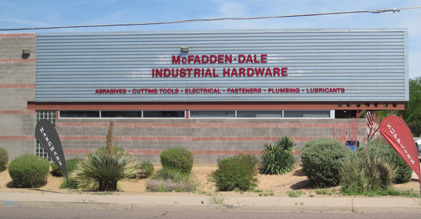 McFadden Dale - Phoenix Industrial Hardware and Plumbing Supply